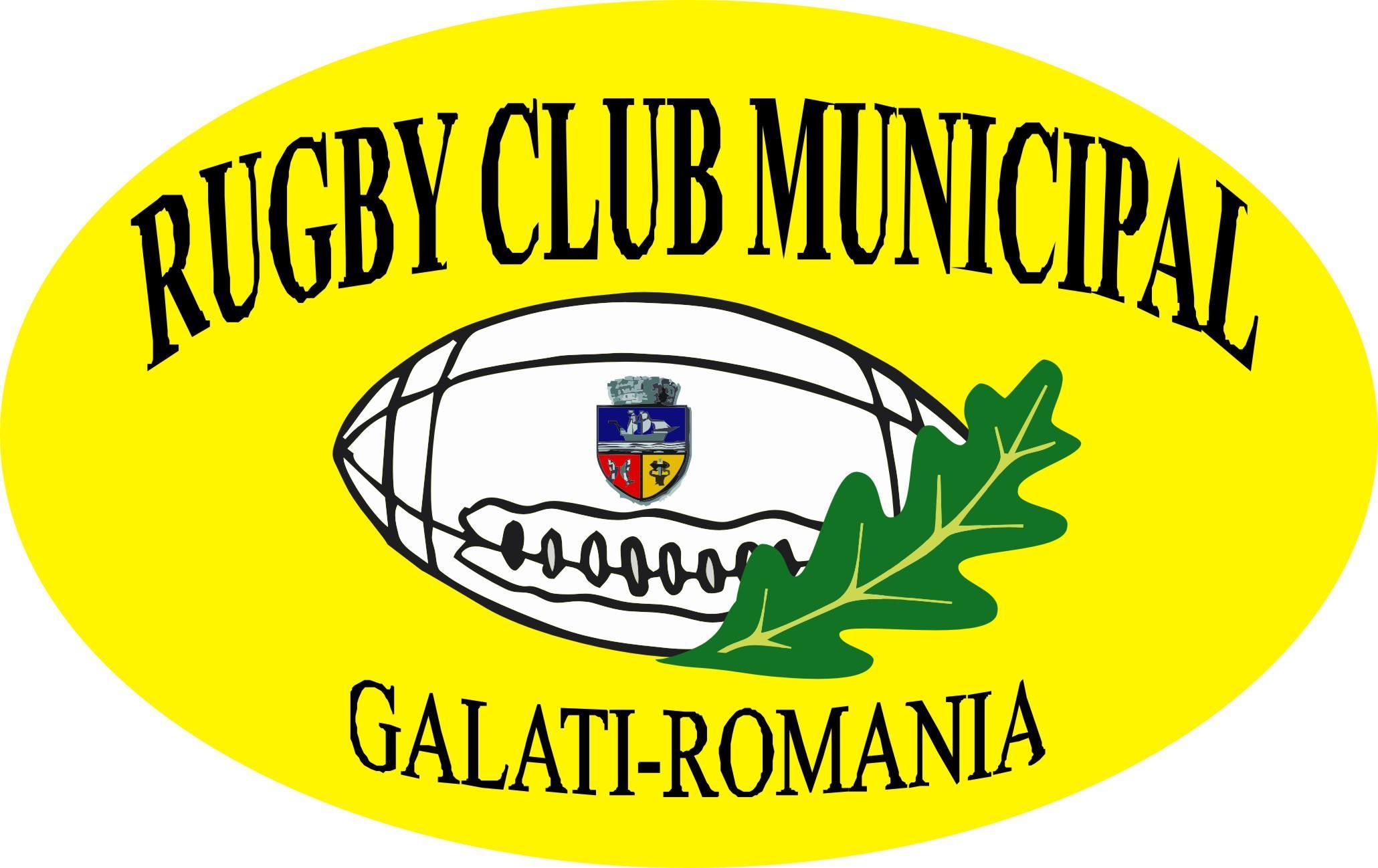 Asociatia Rugby Club Municipal  Galati